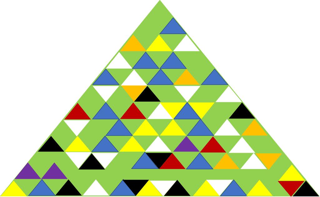 一貫性や整合性が取れてなくなって来ている状態の全体像のイメージ(ケース4)